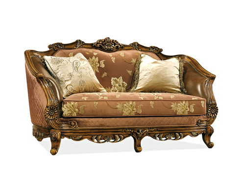 View of the Loveseat.