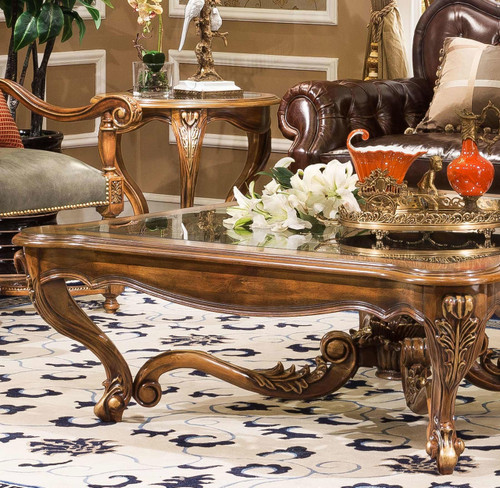 Maurice Coffee Table left side view