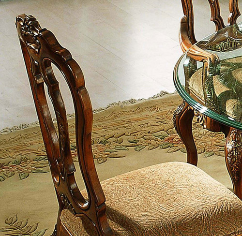 View of the Mahogany Side Chair.