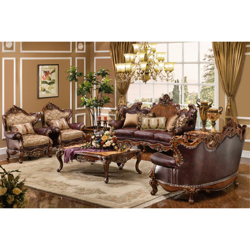 Normandy Living Room