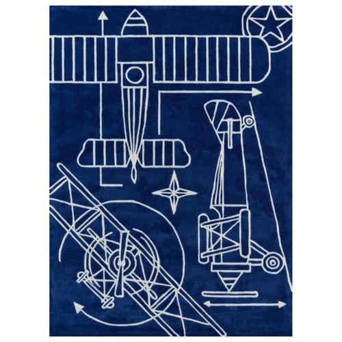 Blueprint Rug