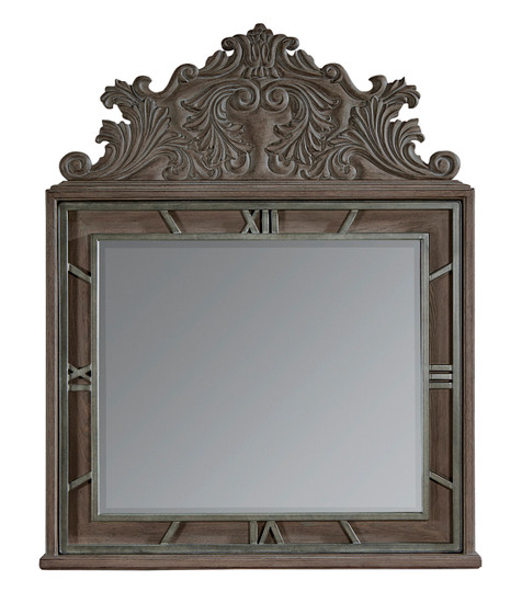 View of the Miabella Crowned Mirror