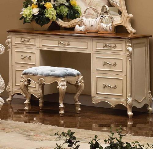 View of the Celeste Vanity Dresser