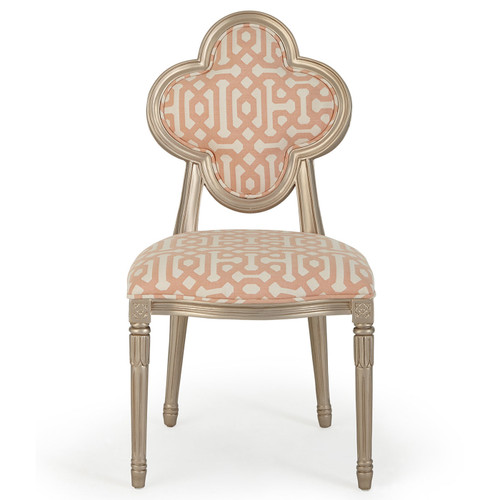 View of the Rosa Side Chair