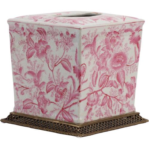Primrose Tissue Box