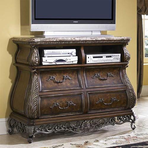 Living Room - Media Cabinets - Magnolia Hall