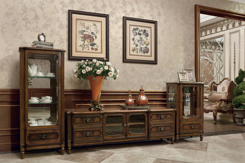 Sir Hamilton Entertainment Center (Console Cabinet)
