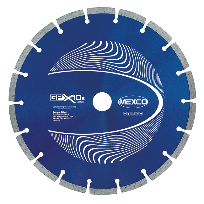 Mexco Diamond Blades