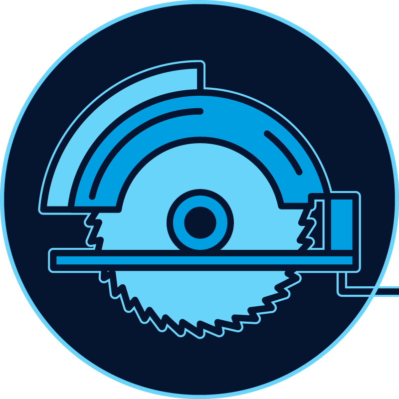 Corded Circular Saws
