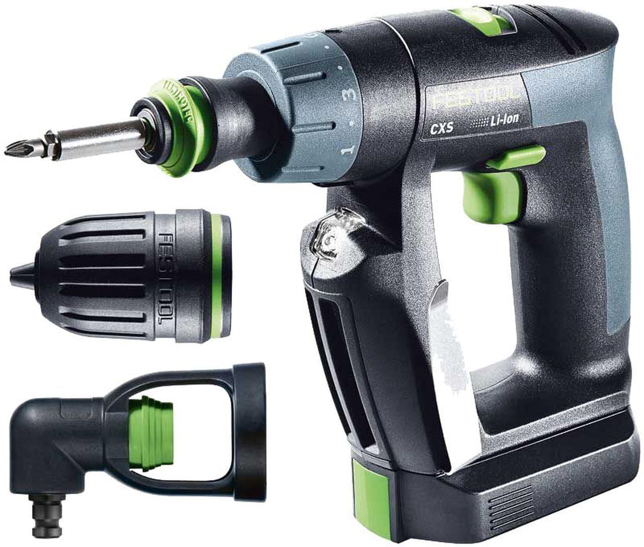Festool Drills & Screwdrivers