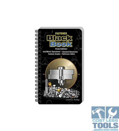 Fastener Black Book First Edition By Pat Raff