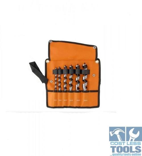 Bahco Combination Auger 6 Bit Piece Set - SB-9526-S6