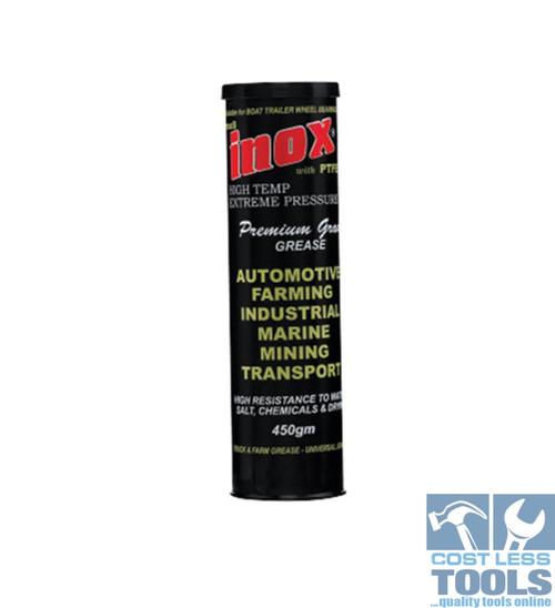 Inox MX8 Extreme Pressure Premium Grease 450gm Water Salt Resistant- Single Pack