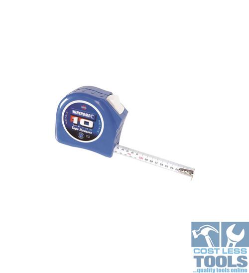 Kincrome Tape Measure 10m Metric