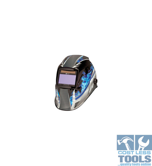 Weldclass Promax 350 Auto Welding Helmet Fire Metal with Grind Mode - WC-05314