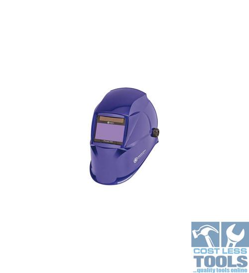 Weldclass Promax 350 Auto Welding Helmet Blue with Grind Mode - WC-05313
