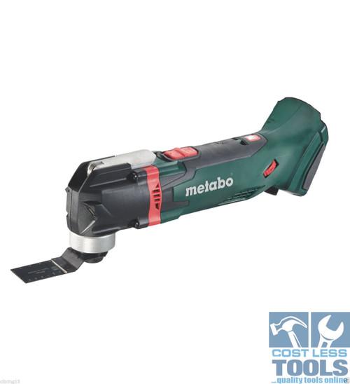 Metabo 18V Compact Cordless Multi-Tool Skin - MT 18 LTX SK