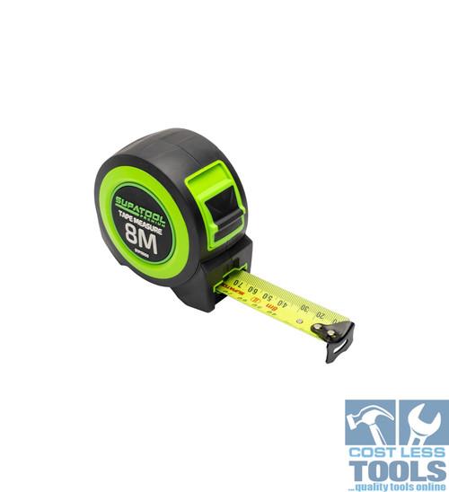 Supatool Tape Measure 8M
