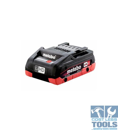 Metabo Battery 18V LiHD 4.0AH - 625367000