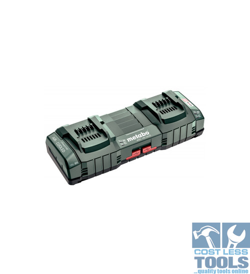 Metabo Dual Charger ASC145DUO Superfast 12-36V - 627498000