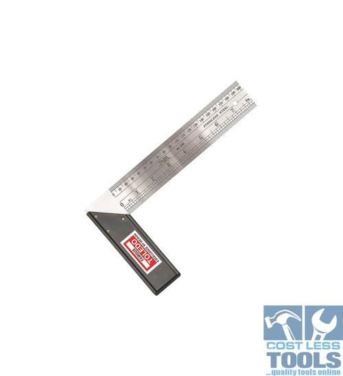 Toledo Mitre Square Metric & Imperial 150mm - MS150