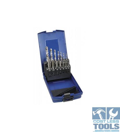 Bordo HSS Metric Drill & Intermediate Tap Set - 3020-S2