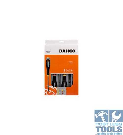 Bahco Screwdriver Set - BE-9881
