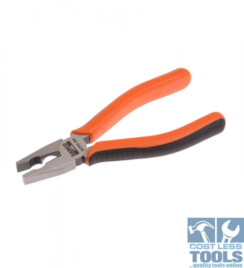 Bahco Combination Pliers 200mm - 2678G-200