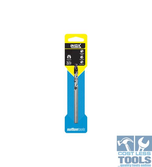 Sutton Metric HSS R40 Inox Drills - D185 Series