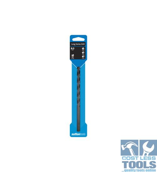 Sutton Long Series Metric Drills - D110 Series