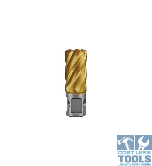 Holemaker Gold Series Annular Cutters - 25mm Depth
