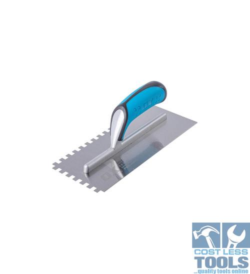 OX Carbon Steel Notch Trowel OX-P013408