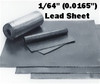 "(1#) Sheet Lead 1/64"" 4' x 20' Full Roll"