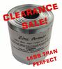"""Discounted ZincArmor 2.5""""-3"""" Zinc Strip 3-4 pcs that total  about 50 ft Prevent Algae, + /-  3"""""""