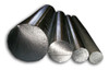 "Zinc Cast Rods - 2.5"" Diameter x 1 Foot"