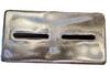 """Divers Dream Plate Zinc Anode Bolt on .5"""" x 6"""" x 12"""""""