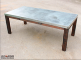New North San Francisco Bay Are Zinc Table Maker