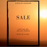 Sizzling Sale 2021