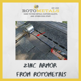 Zinc Armor on your roof - Why?