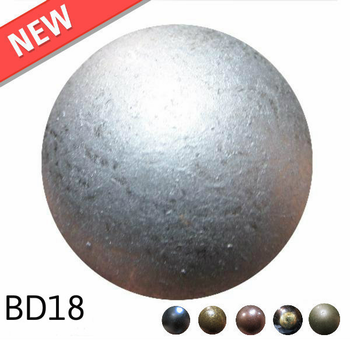 "BD18 -High Dome - Head Size: 3/4"" Nail Length: 5/8"" - 250 per box"