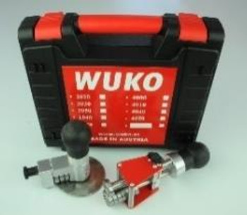 WUKO Bender Set 2050/4040 - Freight Included