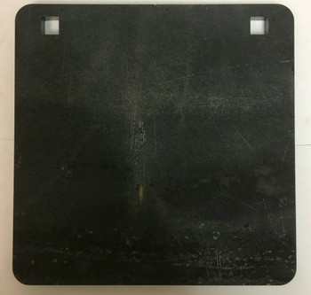 "AR500 Steel Targets  3/8"" x 8"" x 8"" Square For precision practice"