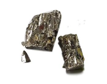 Bismuth Ingot Chunk 99 99% Pure ~ 1 Pound - RotoMetals