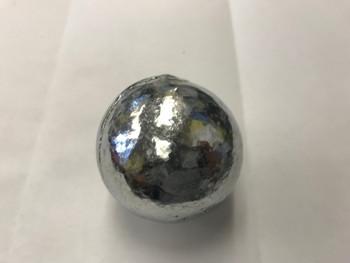 "Zinc Ball 2"" Diameter SHG 99.9+% Pure"