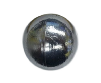 "1.003"" Zinc Cannon Ball Mortar"