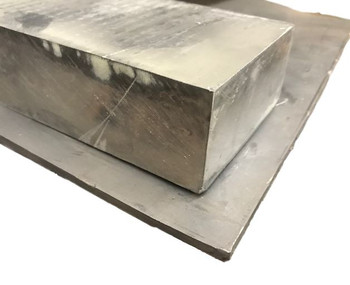 "Lead Plate - 0.157"" x 4' x 4' - Discount Sheet"