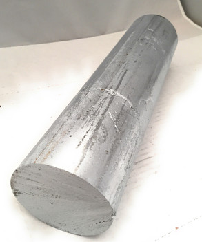 "Zinc Cast Rods - 4"" Diameter x 3 Feet"