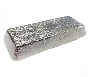 Alloy R97 Pewter Casting Ingot 97.5% Bismuth , 2.5% Silver - 466F - 566F