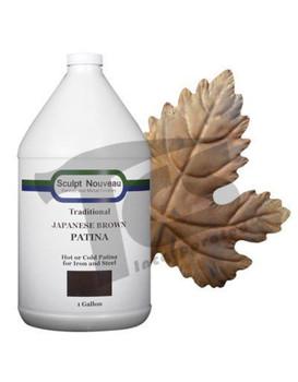 Patina Japanese Brown - 1 Gallon Size