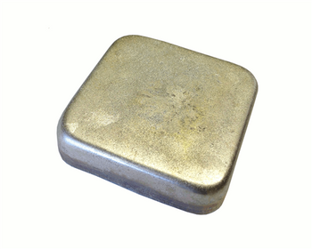 Roto136F Low Melt Fusible Bismuth Based Ingot Alloy Ingot - 1/2 pound per ingot